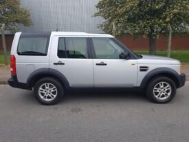 54 LAND ROVER DISCOVERY3 TDV6 5 DOOR 6 SPEED MANUAL SERVICE HISTORY