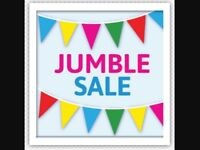 Jumble sale Saturday 24th February 1pm