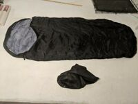 Black Sleeping bag