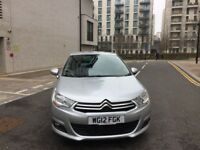 Perfect CITROEN C4 1.6 HDi 16v VTR+ 5dr/ 1 year MOT/ 2 Owners from new/ Very good condition