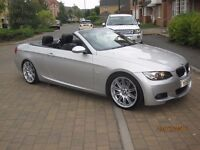 BMW 335i M-Sport Convertible 3.0 Twin Turbo 2008/58