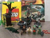LEGO 7625 Indiana Jones - River Chase - Kingdom of the Crystal Skull