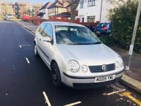 POLO AUTOMATIC 2005/05 VOLKSWAGEN POLO VW TWIST 1.4 ENGINE HPI CLEAR