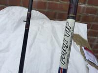 Conoflex. Flick tip. Fishing rod