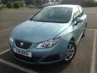 Seat Ibiza Ecomotive 1.4 Diesel - Zero Road Tax, 90+mpg (2010)