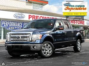 2013 Ford F-150 --XLT/XTR, V8, TOW PACKAGE--