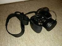 Fujifilm finepix s1700 bridge camera