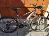 "Carerra Vengeance 16"" mountain bike"