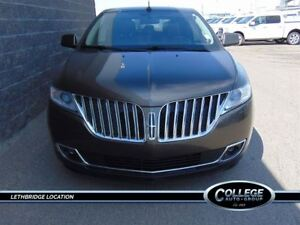 2011 Lincoln MKX (Pre-owned) // Sight and Sound Package
