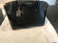 Givenchy Antigona Bag with small clutch