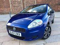 2007 FIAT PUNTO / ELECTRIC WINDOWS / CD / POWER STEERING / SEPTEMBER MOT .