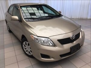 2010 Toyota Corolla CE: Brakes Serviced, New Battery!