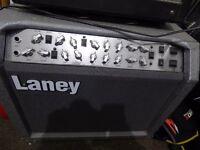 LANEY 100WATT GUITAR AMP.