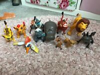Lion guard figures