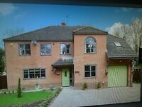 6 bedroomed detatched house, Little Fransham, Norfolk £410,000 poss p/ex for Norwich property