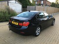 2012 BMW 320D FULL BMW HISTORY 130K £20 YEAR TAX MANUAL