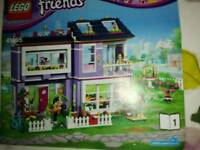 LEGO EMMAS HOUSE