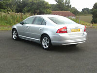 VOLVO S80 SE-LUX-D5 AUTOMATIC (TOP SPEC) 12 MONTHS M.O.T 12 MONTHS WARRANTY (FINANCE AVAILABLE)