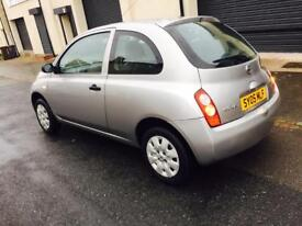 NISSAN MICRA E 1.0 PETROL [59.900 LOW MILEAGE**12 MONTHS MOT] [delivery can be arranged]