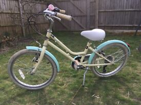 Girl's Probike vintage style bicycle