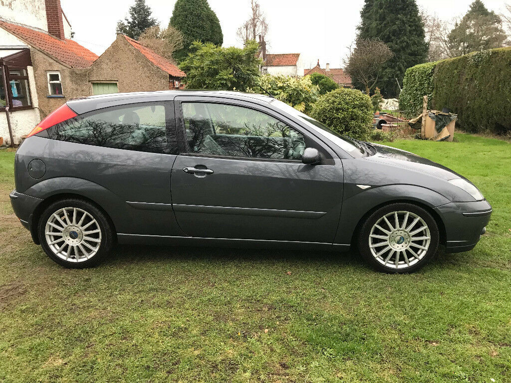 2004 Ford Focus St 170