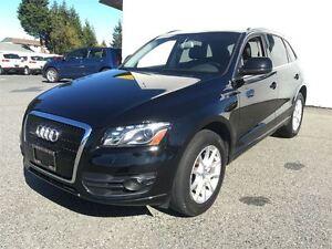 2012 Audi Q5 3.2L Premium