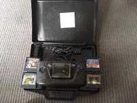 Sega gamegear bundle in hardcase