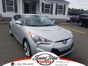 2014 Hyundai Veloster Tech with Nav $119.82 BIWEEKLY!!!