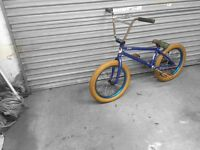 Great custom bmx in great condition!