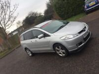 ! GRAB BARGAIN !! MAZDA 5 SPORT REMAPED !! MPV 7 SEATER !! DIESEL !! PX WELCOME !!