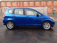 Honda Jazz 1.2 petrol MOT 11th of June Drive perfect