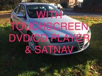 Alfa Romeo 159 1.9jtdm DVD player/SatNav