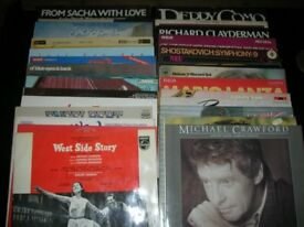"COLLECTION OF 12"" VINYL LP'S MOSTLY CLASSICAL/SHOWS (31)"