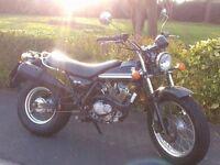 Suzuki van van rv 125cc