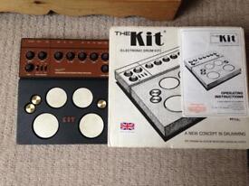 MPC vintage drum machine