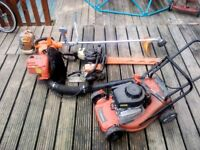 gardening stuff spares or fix up good offer