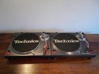 DJ Decks... Sony PS-DJ9000 Direct Drive Turntables complete with 2 x styli