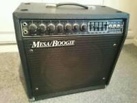 Mesa Boogie mark lll 60w blue stripe
