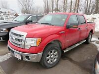 2014 Ford F-150 XLT EcoBoost, 4x4, 45 Kms, Warranty