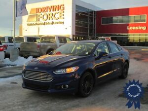 2014 Ford Fusion SE 5 Passenger w/Heated Leather Front Buckets