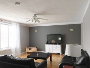 1 room for rent, available immediately or June 1st
