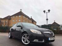 2011 Black Vauxhall Insignia 2.0 CDTI SRI AUTO NAV AUTOMATIC FSH LOW MILES