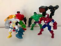 Marvel super hero mashers bundle - Excellent condition