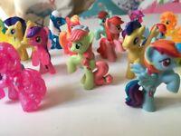My Little Pony Bundle x 20 Figures NW6