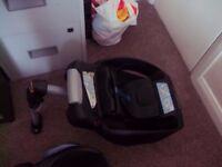 Maxi cosy isofix baby car seat base