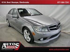 2010 Mercedes-Benz C-Class C350 4MATIC + GPS + BLUETOOTH + TOIT