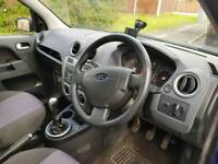 07 plate Ford Fusion Style 1.4 tdci