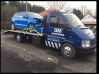 On holiday till 29th. Recovery, recoveries , cars , small vans , pick up drop off or home start etc