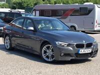 BMW 3 Series 3.0 330d M Sport Sport Auto (s/s) 4dr