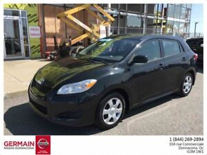 2010 TOYOTA MATRIX XR **MANUELLE**